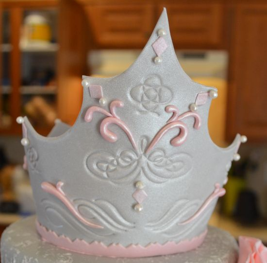 How to Make an Easy Princess Crown