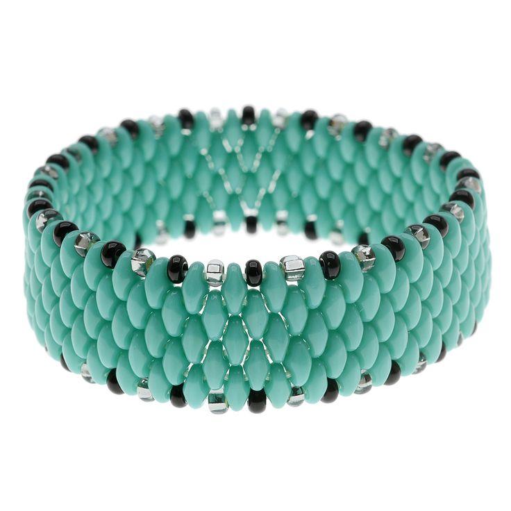 Tutorial - How to: Scorpio Bracelet #DUO #BEADS| Beadaholique