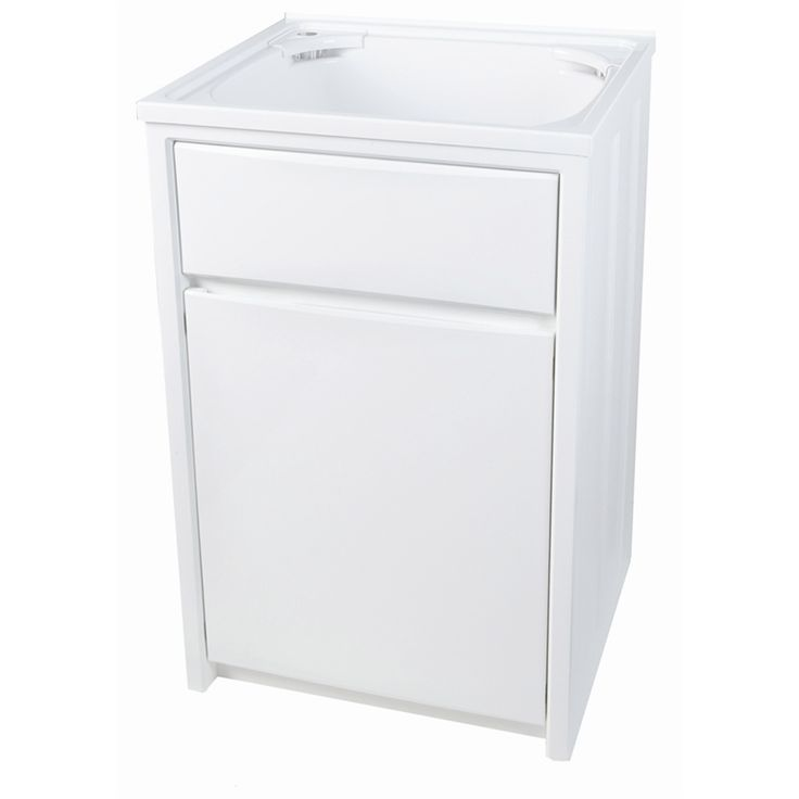 Laundry Trough Bunnings : ... Polymer Bowl and Cabinet Laundry Unit I/N 5149508 Bunnings Warehouse