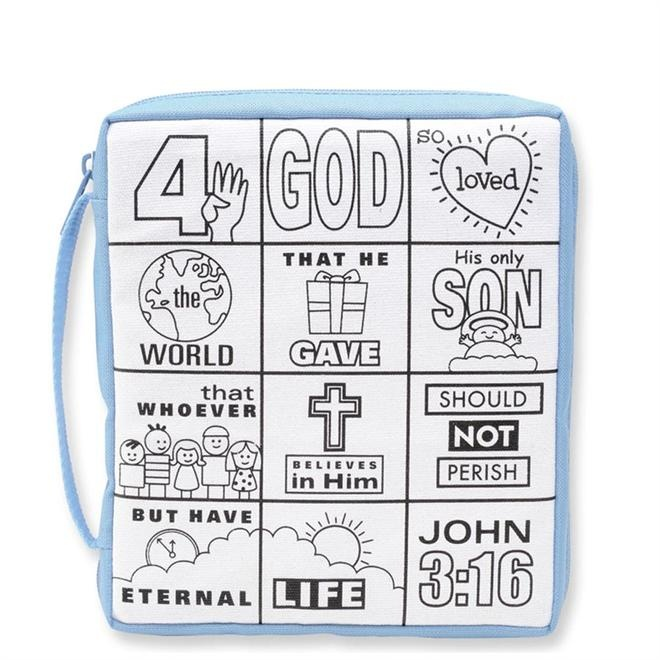 Free Coloring Pages Of John 316 Cross