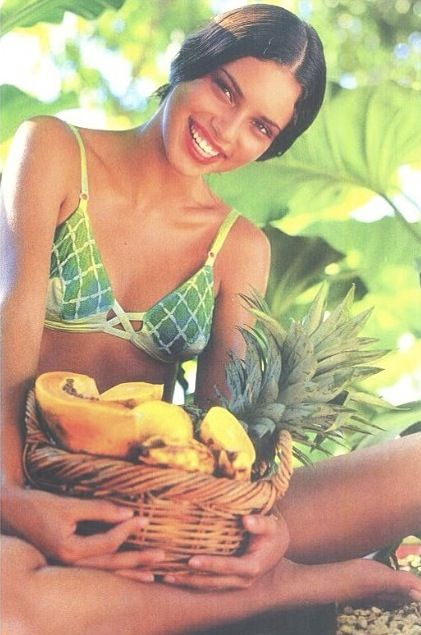 Young Adriana Lima | Models & Runway | Pinterest