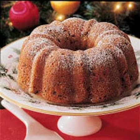Cranberry Bundt Cake Is A Bit Heavy Dish That Contains Over 478 Cake ...