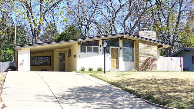 Mid century house atomic ranch design pinterest for Mid century ranch home plans
