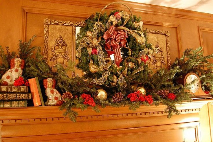Old Fashioned Ideas Christmas Pinterest