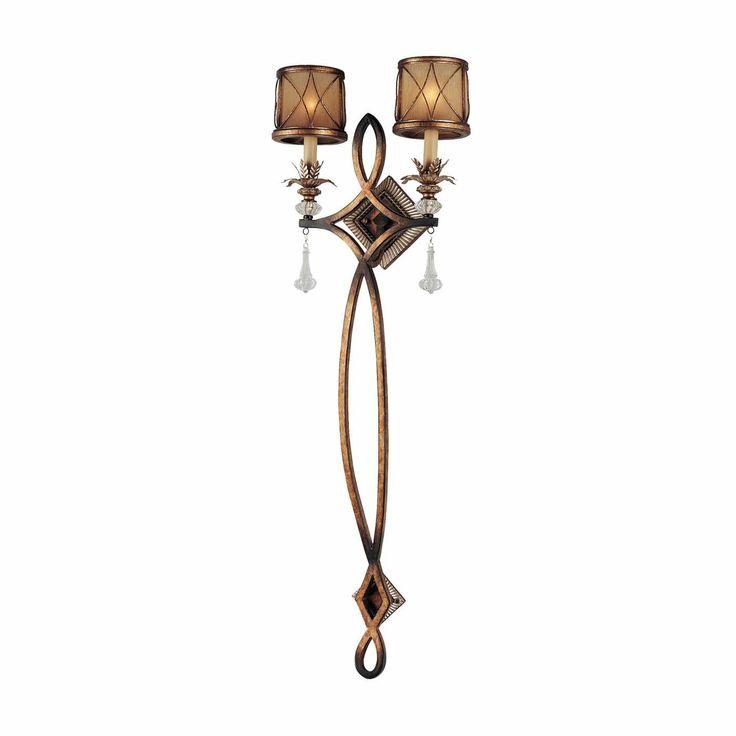minka lavery 4742 206 2 light pinup wall sconce aston. Black Bedroom Furniture Sets. Home Design Ideas