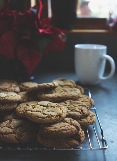 Soft Molasses Cookies, Gluten-free | With Style and Grace | With Style ...