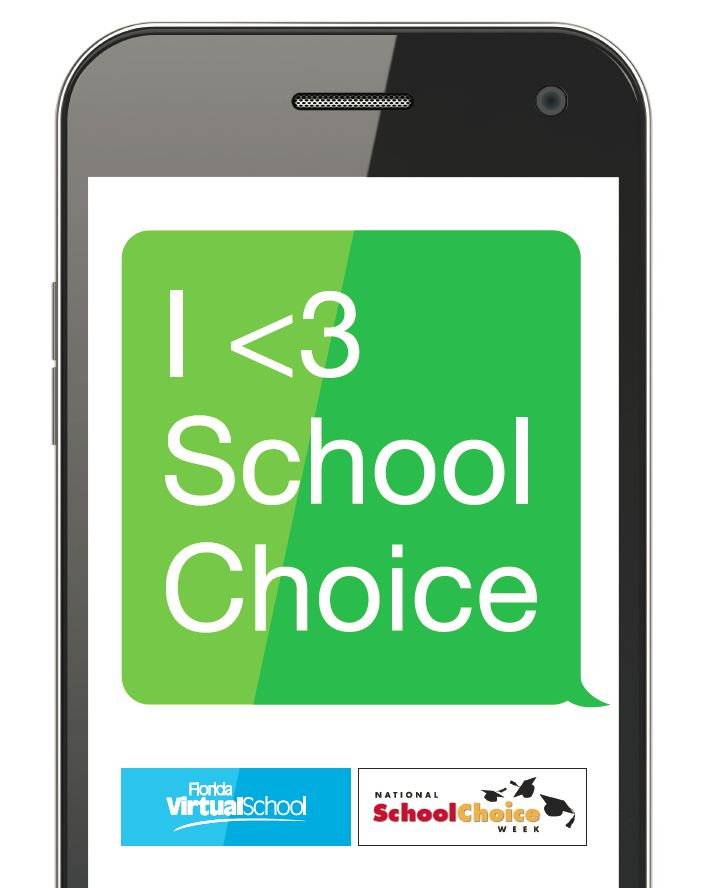 What do you love about school choice flvs schoolchoiceweek