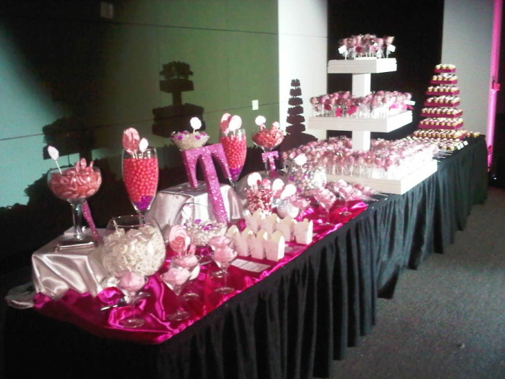 Sweet 16 candy table ideas photograph candy buffet ca candy buffet candy bar cake pops sweets dessert table watchthetrailerfo