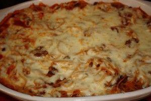 Basic Baked Spaghetti Recipes — Dishmaps