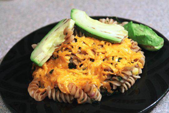 Tex Mex Pasta Bake   Recipes Galore   Pinterest