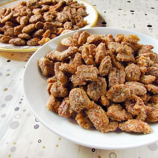 Sugar Coated Pecans! Making this for the holidays for sure!!!!