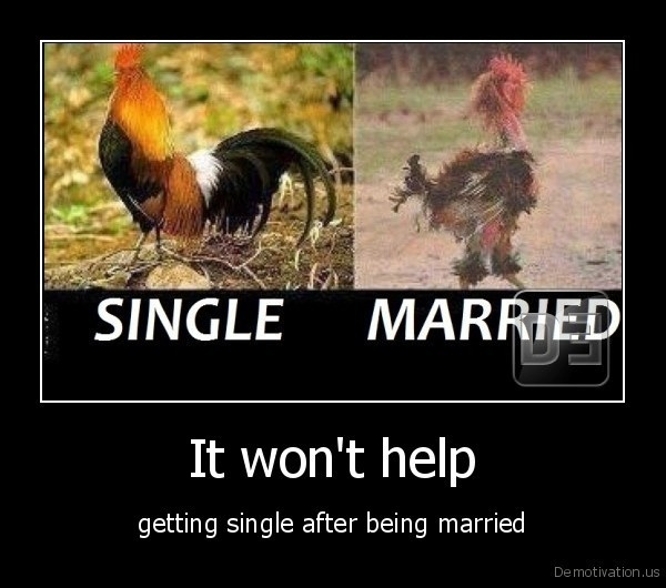 marriage versus single life essay