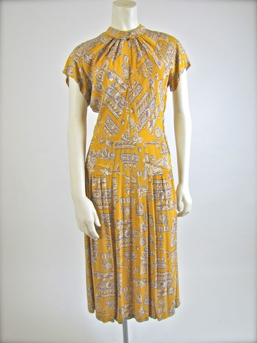 1940 s roman holiday novelty dress clothing design pinterest