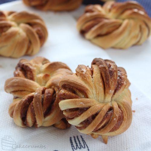Cinnamon Knots | Food Collection: Sweet | Pinterest