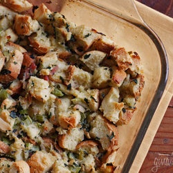 Mom's Stuffing, Lightened Up — Punchfork | food and recipes ...