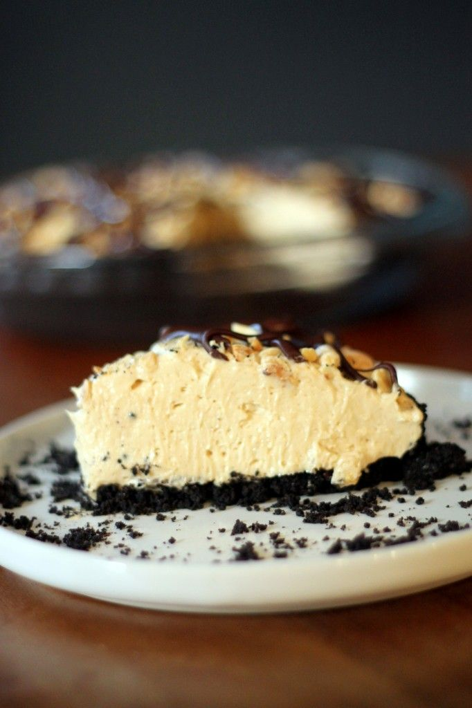 ... peanut butter mousse tart crustabakes chocolate peanut butter mousse
