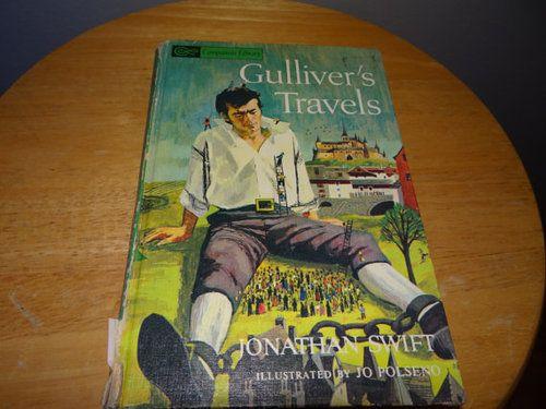 gulliver's travels symbolism essay