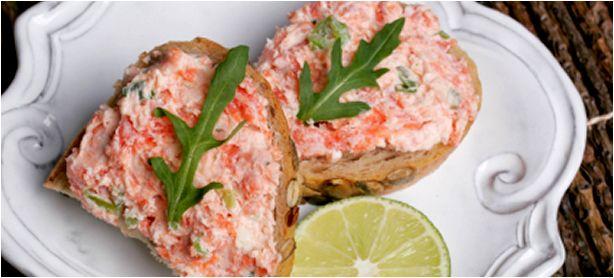 Smoked Salmon Spread   Pescetarian Yum   Pinterest
