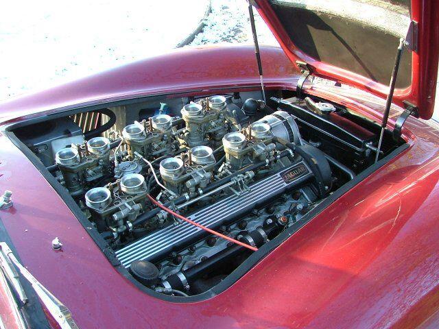 jaguar xjs v12 engine pictures to pin on pinterest