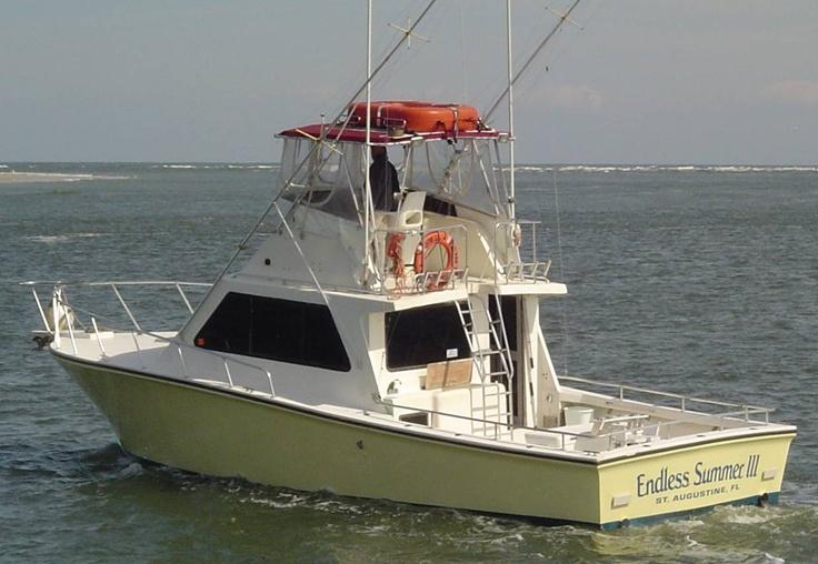 deep sea fishing jacksonville fl