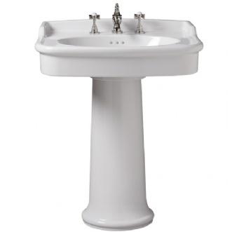 Porcher Pedestal Sink : Porcher Savina, pedestal sink bathroom design Pinterest