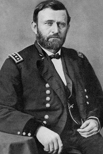 In the Civil War General Ulysses S. Grant