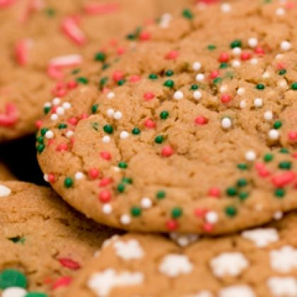 Big Soft Ginger Cookies - Just put these in the oven, used fresh ...