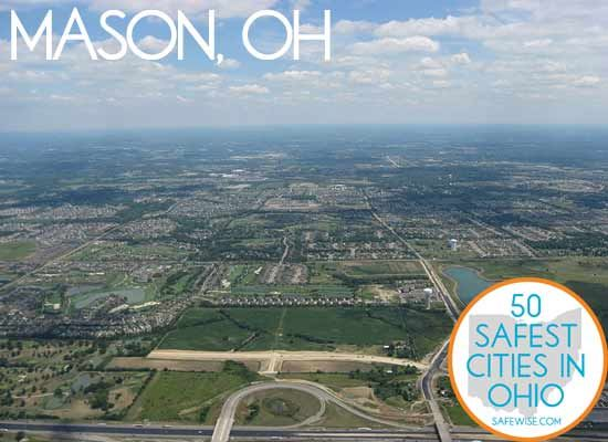The 50 safest cities in ohio for Top 5 places to live in usa