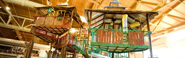 Cincinnati water park resort great wolf lodge for Livingsocial x room