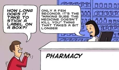 Pharmacy Technician what is research for you