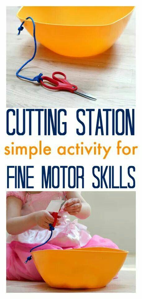 Fine Motor Skills Children 39 S Activities Pinterest