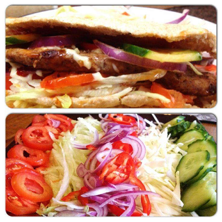 Healthy Lamb kofta kebabs | Slimming world | Pinterest