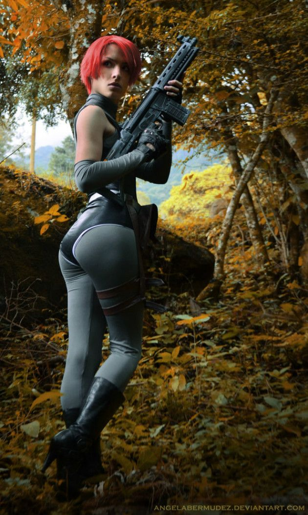 17 Best images about Dino Crisis 2 on Pinterest | Cosplay ...
