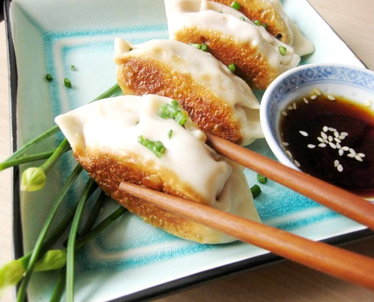 Pork And Chives Dumpling Filling Recipe — Dishmaps