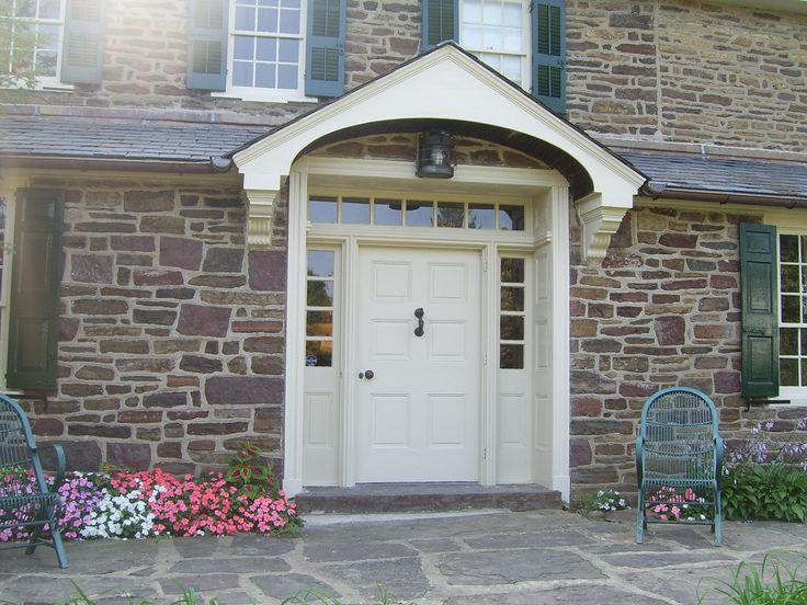 Front door colonial trim google search ingrid pinterest for Colonial entry door
