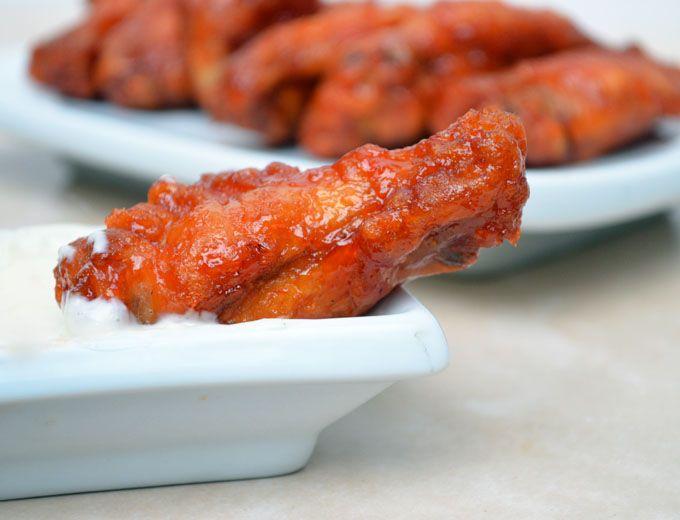 Buffalo Wings | Recipe