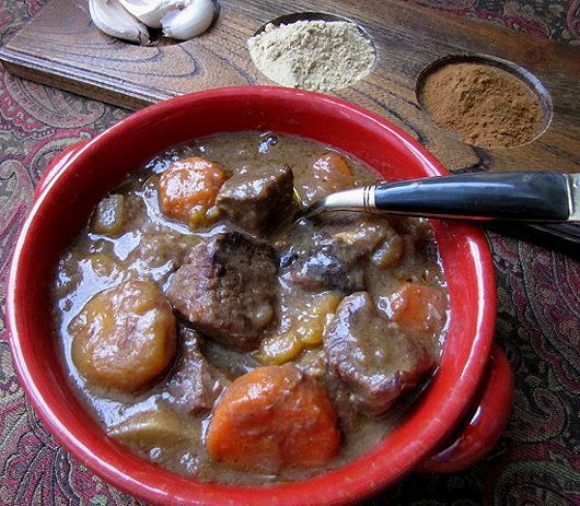 Moroccan Elk Stew: Because everyone should have a good elk recipe on ...