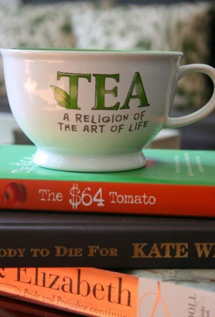 once upon a tea time...