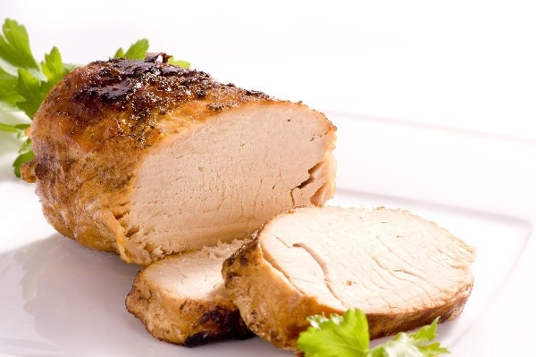 Pork Tenderloin with Seasoned Rub of Garlic, Oregano, Cumin, Coriander ...