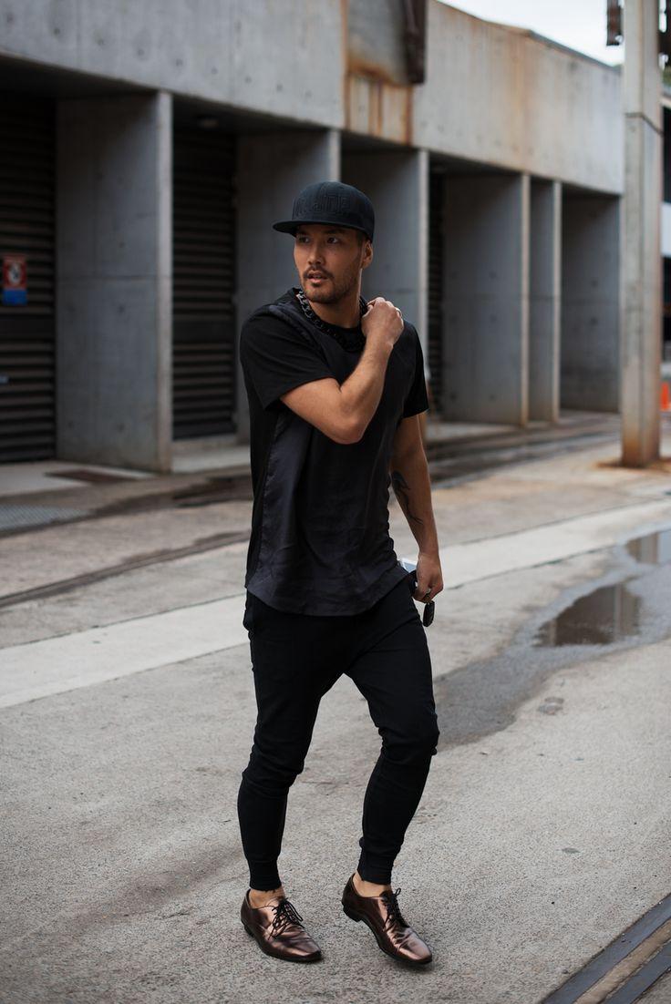 Black men clothing fashion 7