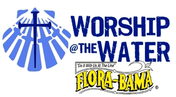 Looking to attend a worship service while staying in Perdido Key? Check out Worship at the Water at the Flora-Bama.