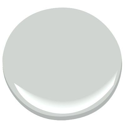 silvery moon 1604 Paint - Benjamin Moore silvery moon Paint Color Details