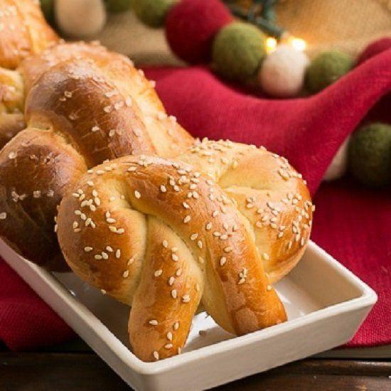Challah Pretzels | Eat&Drink | Pinterest
