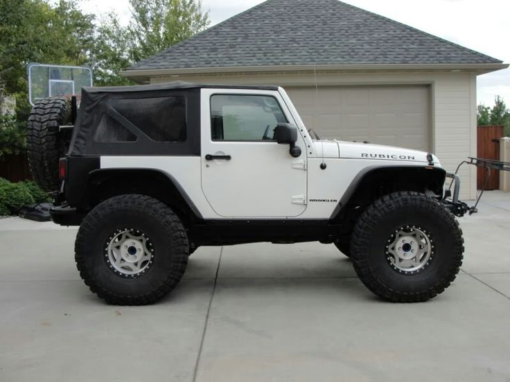 Jeep Jk 4 Door 3 Inch Lift With 37 Inch Tires Html Autos