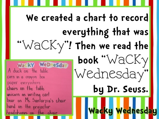 Wacky Wednesday Dr Seuss Quotes Wacky Wednesday Quotes...