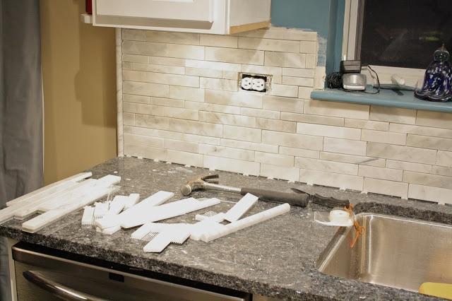 Installing A Backsplash In Kitchen Custom Inspiration Design