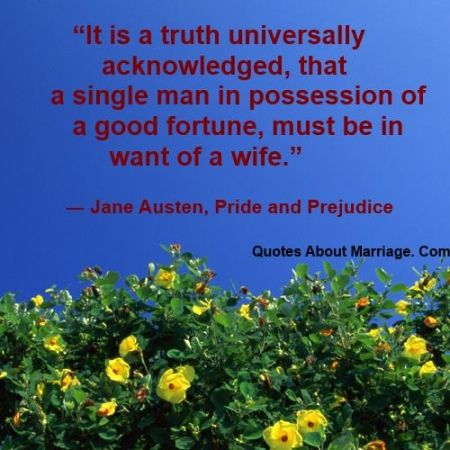 Quotes About Love And Marriage In Pride And Prejudice : Pride And Prejudice Marriage Quotes. QuotesGram