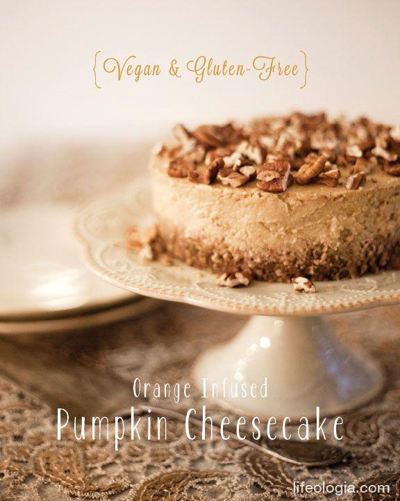 More like this: cheesecake , pumpkin cheesecake and pumpkins .