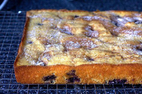 blueberry boy bait. original recipe is from a 1940's pillsbury bake ...