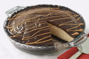 Peanut Butter Chocolate Glazed Pie | Tarts and Pies...Oh My | Pintere ...